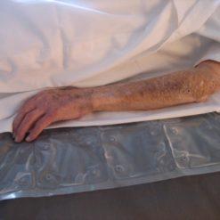 liquicell shear reducing mattress membrane