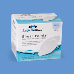 Liquicell Shear Points