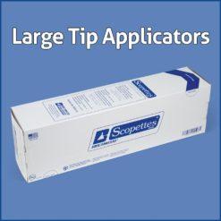 Large-Tip Applicators